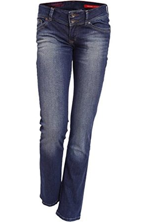 Cross Dames Straight - Jeans Melly Straight Been Jeans voor dames