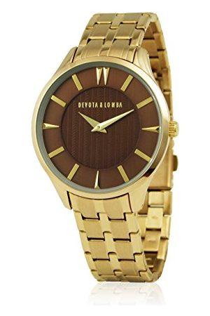 Devota & Lomba Dames Horloges - Devota & Lomba polshorloge met Japans uurwerk, 45 mm