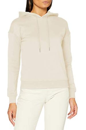 Urban classics Dames Sweaters - Dames Dames Dames Organic Hoody Hooded Sweatshirt