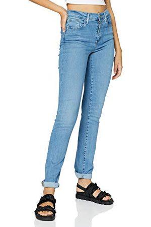 Levi's Dames High waisted - 724 High Rise rechte jeans voor dames