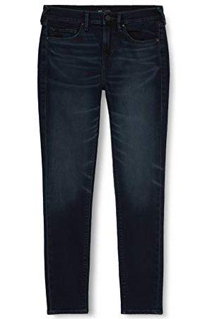 True Religion Heren Skinny - Heren Mick Slouchy Skinny Fit Jean