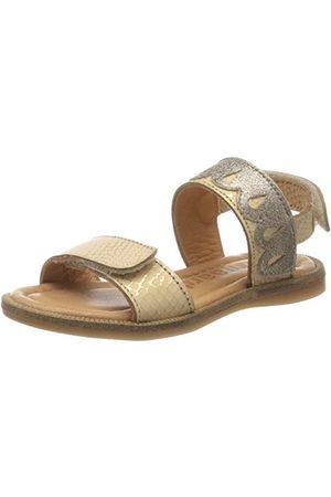 Bisgaard 71936.120, open sandalen met sleehak meisjes 30 EU