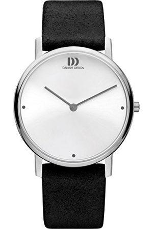 Danish Design Dames Horloges - Dames analoog kwarts horloge met lederen armband IV12Q1203
