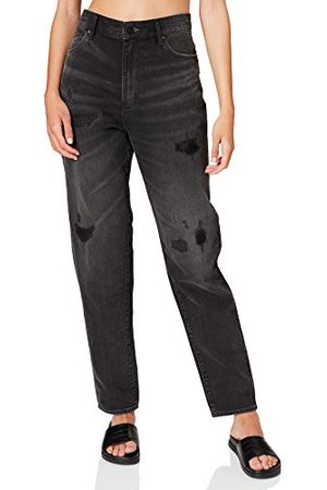 G-Star Dames Straight - Janeh Ultra High Waist Mom Ankle Straight Jeans voor dames