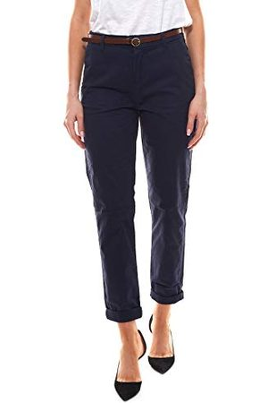 Scotch&Soda Dames 'Regular Fit' Chino, Sold with A Belt broek