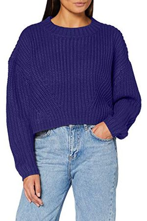 Urban classics Dames Ladies Wide Oversize Sweater Sweatshirt