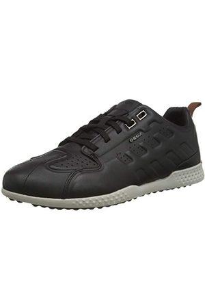 Geox Heren Lage schoenen - U948DB043BU, lage sneakes Heren 43 EU