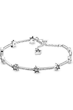 PANDORA Dames Armbanden - Dames. 925 sterling zilver Zilver