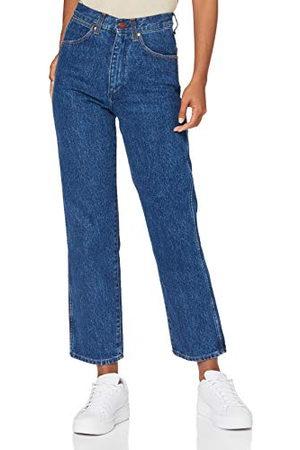 Wrangler Dames Jeans - Dames Wild West Jeans