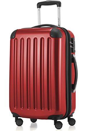 Hauptstadtkoffer Alex - 4 dubbele wielen handbagage hardshell uitbreidbare koffer 55 cm trolley, TSA