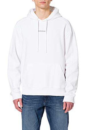 Calvin Klein Heren Sweaters - Micro Branding Hoodie voor heren - - XL