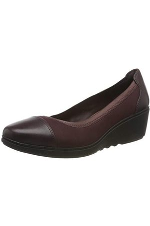 Clarks Dames Loafers - 261443294, slipper dames 35.5 EU
