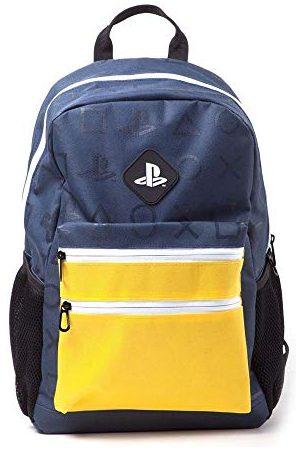 Playstation 3 Colour Block Rugzak 41 Centimeter 20 (Navy Blue)