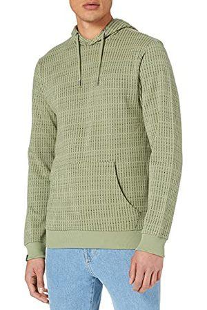 Blend Heren Pullovers - Herenpullover met capuchon