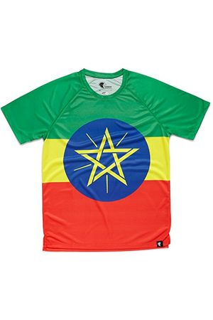 Hoopoe Running Apparel T-Shirt FLAA002 Unisex