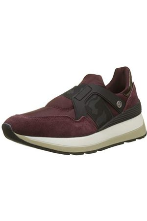 U.S. Polo Assn. Dames Lage schoenen - YLA4009W8/TS1, lage sneaker dames 38 EU