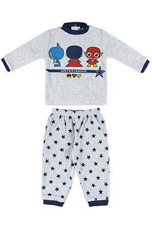 Artesanía Pijama Largo Justice League Tweedelige pyjama voor jongens