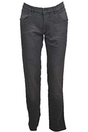Bugatti Heren Jeans Power Stretch Slim Jeans Denim