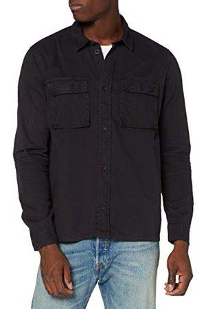 Dr Denim Cade-shirt voor heren, met button-down-kraag