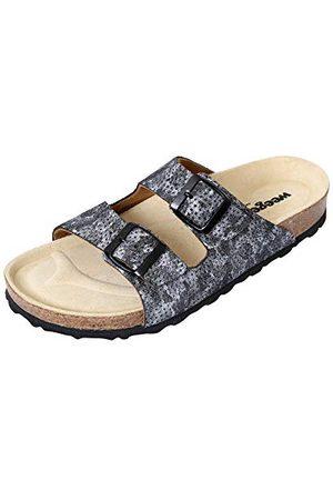 Weeger Dames Loafers - 11002-23, slipper dames 41 EU