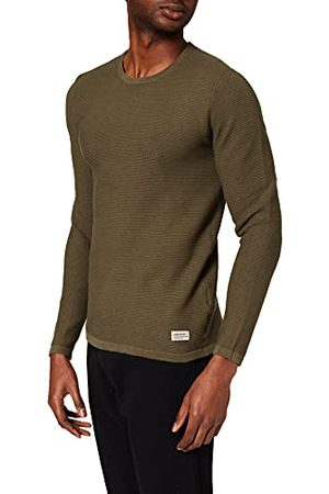 Blend Heren 20712207 pullover, 180515_Dusty Olive, S