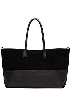 liebeskind 010-SHChelsea-Shelle-black, shopper dames Large