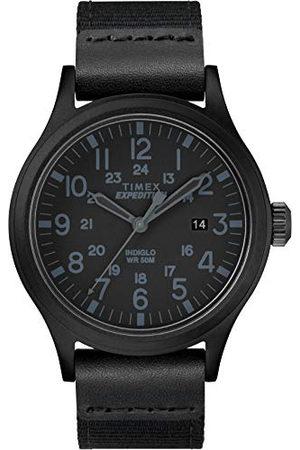 Timex Analoog Herenhorloge met stoffen band TW4B14200, nylon/