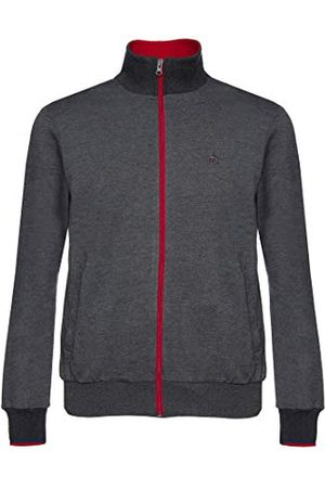 Merc London Heren Sweaters - Truman Track Top Sweatshirt voor heren