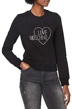 Moschino Love Damessweater met lange mouwen en logo, , 48