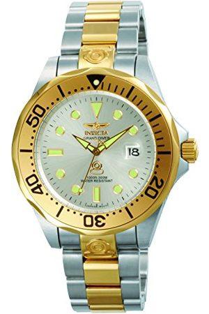 Invicta Heren Horloges - Grand Diver 3050 automatisch Herenhorloge, 47mm