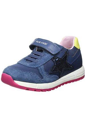 Geox B Alben Girl A, gymschoenen voor meisjes