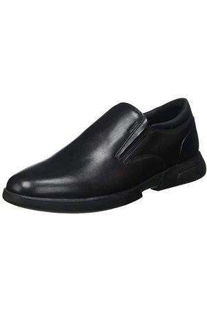 Geox Heren Veterschoenen - U15AVA00043, loafers Heren 44 EU