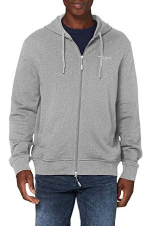Armani Heren Everyday French Terry Hoodie - - XL