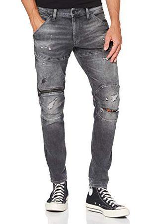 G-Star Heren Skinny - Heren 5620 3D Zip Knee Skinny Jeans