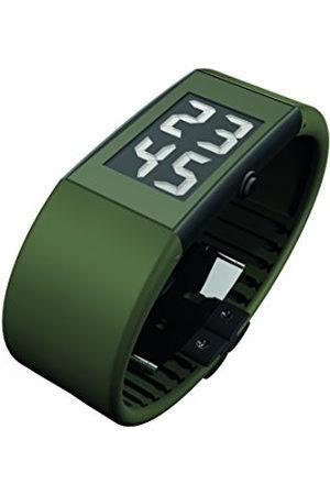 Rosendahl Heren Armbanden - 43109 Digitaal kwartshorloge voor heren, met PU-armband
