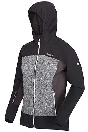 Regatta Corinne IV Waterproof and Breathable Jacket with Hood for Active Hiking Jackets Waterproof Shell