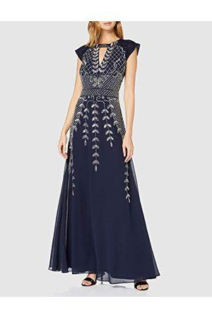 Amelia Rose Vrouwen Calypso versierd Maxi jurk formele nacht
