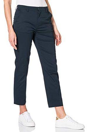 Scotch&Soda Dames Chino's - Abott - Mid Rise Chino-regular fit broek met patroon