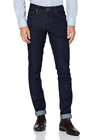 Hackett Heren Straight - Rns Wash CLSC Denim Straight Jeans voor heren - - W42/L32