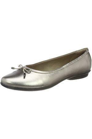 Clarks Dames Ballerina's - 26131519, Ballet plat Vrouwen 39.5 EU