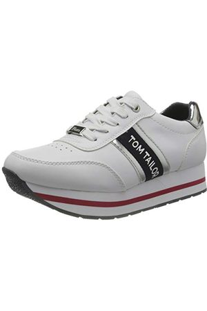 TOM TAILOR Dames Sneakers - 1195505, Sneaker Dames 38 EU