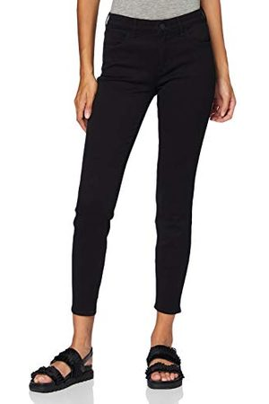 Wrangler Skinny Crop Jeans voor dames.