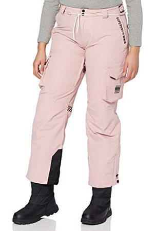 Superdry Dames Freestyle Cargo Pant, Zacht , 16
