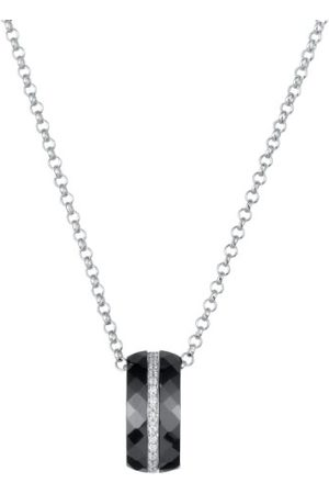 Ceranity Dameshalsketting sterling zilver 925 zirkonia 45 cm 1-52/0002-N