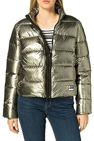 Superdry Dames cropped buffer