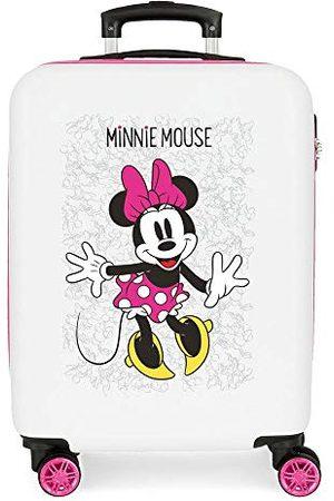 Disney Minnie Enjoy the Day Cabinekoffer, (wit) - 4681764
