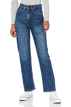 Pepe Jeans Lexi Sky High Straight Jeans voor dames.