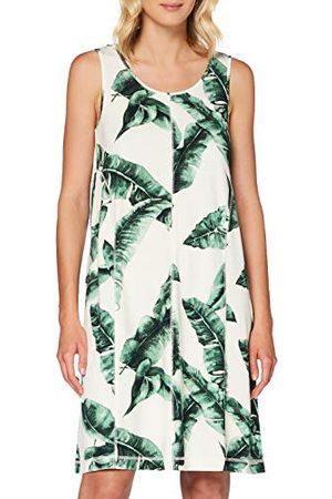 TOM TAILOR Dames A-lijn jersey jurk