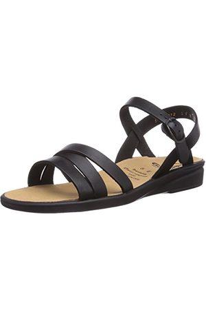 Ganter 3-202811-01000, open sandalen dames 34.5 EU Schmal