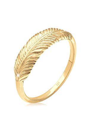 Elli Ringen veer vleugel boho trend festival 925 zilver